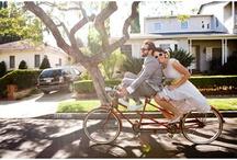 Bike Weddings / I do, by bike / by Momentum Mag