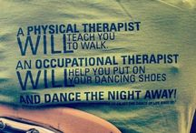 Occupational Therapy / by Carlie Lester