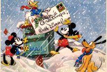 Disney / by Julie Hatch