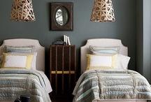 Bedrooms / by Suellen Gregory