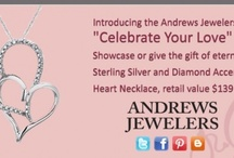 """Celebrate Your Love!"" Contest / by Andrews Jewelers"
