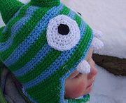 Crochet Hats / by Crystal Venegas