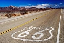Route 66 / by Lynn Gordon
