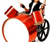 Halloween costumes that tie in a wheelchair / by Lifespan Therapies
