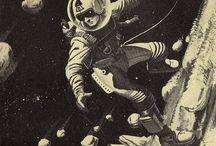 SPACE / by ALLYSON . BURKE