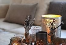 Christmas Home Inspiration / by Owens Flower Shop