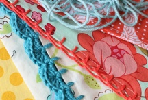 Crocheting / by Cherrill Hartsfield