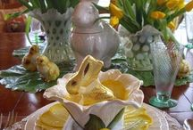Tablescapes / by Teresa Story