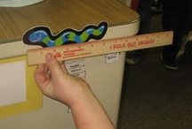 {Classroom Math} Measurement / by Heather Mix