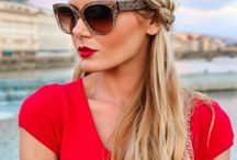 Modern Hairstyles / Different types of styles colours and ideas! / by Jessica