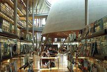 Library / by Kentaro Takahashi