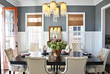 Dining Rooms / by Sharon Mason