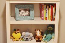 Colorful nursery ideas / by Katie Mixon