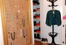 Jewelry ideas for storage & display / by Chris Rice