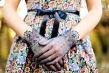Gloves / by 92%Soie