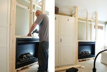 DIY Fireplace Inspiration / by Dimplex
