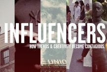 Influencers  / by Javier Plazas