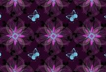 My palette patterns / by Stitchee