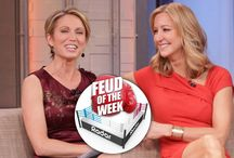 Feud of the Week! / It's all about keeping your friends close and your enemies closer in Hollywood. Check out these epic feuds!  / by Radar Online