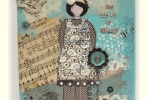Paper Crafting Inspiration non Stampin' Up! / by Lisa Young - Stampin' Up!