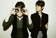 Tegan and Sara in my pants / by Mary Castillo