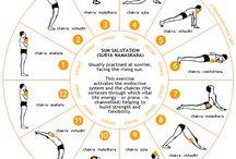 Yoga / by Barbara Schauer
