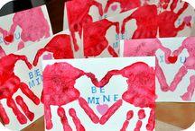 Valentine's Day / by Amanda Stone Gundersen