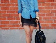 Styles I love and Want even more! / by Veronica Bermudez