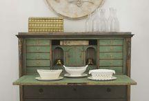 Creamware / by Mona Thompson / Providence Design
