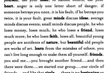 quotes / by Leigh Clark