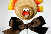 Holidays: Fall/Halloween/Thanksgiving! / by Gina L