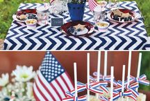 .:4th of July Party Planning:.  / by Pamela Gomez