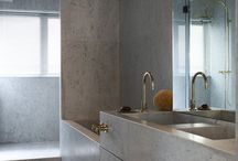 Bathrooms / Cuartos de baño / by Fiby