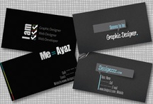Buisness Cards / by Martin Steiner