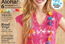 Crochet Today July/August 2013 / by Crochet Today