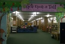 Once Upon A Tail / 2014 Summer Reading Program / by Junior Room