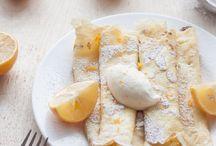 Meyer Lemon Recipes / by Maura Hernandez