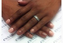 Nude Nails / by Blaq Vixen Beauty