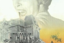 Alfred Hitchock Films / by Becker Libraries