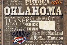 Oklahoma / by Shannon Semet