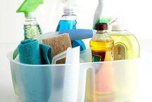 DIY Cleaning & Organization / by Angela Robbins