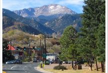 Downtown Manitou / by Manitou Springs