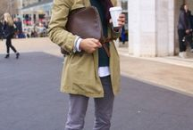 Streetstyle Loves / by Black Male Models
