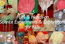 science for kids / by Adrianna Carlisle