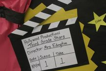 Hollywood Theme classroom / by Melissa Wade
