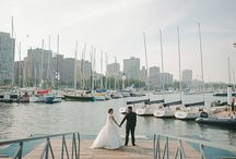 Our wedding: #Kristinaandpete808 / by Kristina Tan