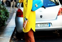 style & color / by Carlina Harris