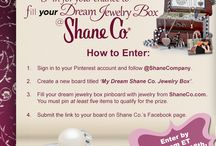 My Dream Shane Co. Jewelry Box / by Tommi Curry