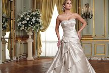 New Arrival Wedding Dresses / Check this board for the latest bridal gown arrivals at Brilliant Bridal! / by Brilliant Bridal