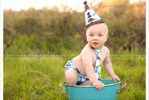 #tuckerdeans 1st birthday / by Sheela D